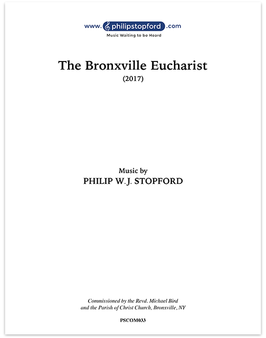 The Bronxville Eucharist